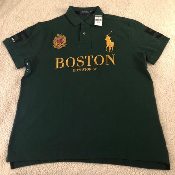 5e973960 Polo by Ralph Lauren Shirts | Polo Ralph Lauren Shirt Mens Boston ...